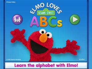APPS.Elmo Loves ABCs