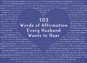 MAD - 103-Words-of-Affirmation